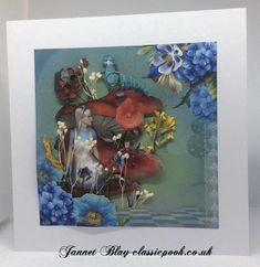 Alice In Wonderland Inspiration Alice Day, Alice In Wonderland Crafts, World Crafts, All Is Well, Craft Box, How To Better Yourself, Art Journals, Needlework, Card Making