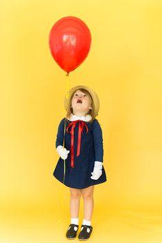 Kids Halloween costume - Madeline