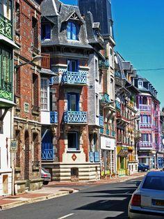 https://flic.kr/p/4NiALu | Mers-les-Bains, France