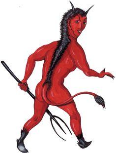 Devils, Teufel - Cliparts http://www.lunabaer.de/lb_english/devils.html