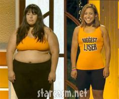 Irene Alvarado, 27, lost 116lbs - she now weighs 139lbs dropping from 255lbs; I LOVE Irene! She's so cute and pushed herself no matter what, even after the first week when her mom was voted off! She is a major inspiration!
