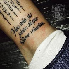 #words #art #instatattoo #tattooartist #tattooist #foottattoo #instart #tatted #feettattoo #tattooed #tattooart #amazingink #tattedupgirls #tagsforlikes #tattedup #tattooidea #tatuajes #inkedup #ink #inkedgirls #tattooed #tattooedgirls #igorsto #crimsontideink #tattooinlondon #latino #latina #camden #london  www.tattooinlondon.com ❄
