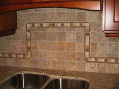 cant decide if i like the granite lip before the backsplash