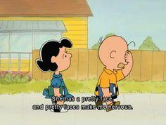 Charlie Brown y Snoopy Charlie Brown Y Snoopy, Charlie Brown Quotes, Snoopy Love, Lucy Van Pelt, Cartoon Quotes, Cartoon Pics, Love Quotes Funny, Peanuts Gang, Peanuts Comics