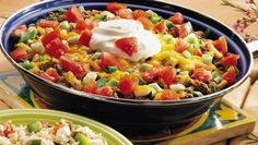 Very good!  Cook up an easy ground beef skillet dinner in less than 30 minutes!
