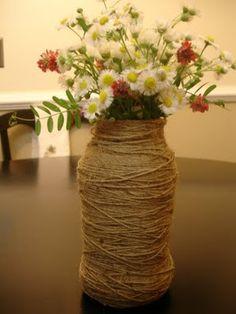 Another idea for spaghetti sauce jars.