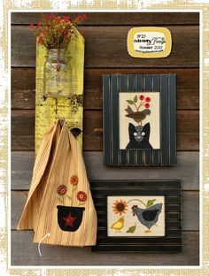 Simply Vintage Eté 2015 - Summer N°15 Cherries for Tuxedo by Bonnie Sullivan QUILTMANIA Editions http://www.quiltmania.com/simply-vintage-magazine.html