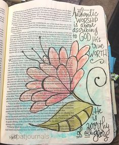 Leviticus 9. All those details boil down to worship! #ilovecrinklypages #illustratedfaith #bibleartjournaling #biblejournaling…