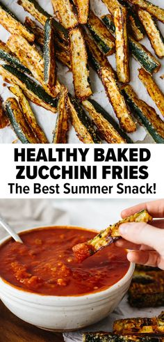 Good Healthy Recipes, Easy Healthy Dinners, Vegetable Recipes, Vegetarian Recipes, Cooking Recipes, Healthy Snacks Vegetables, Vegetable Snacks, Veggies, Bake Zucchini