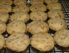 Pecan Shortbread Cookies Recipe served at Boardwalk Bakery in Boardwalk Resort at Disney World