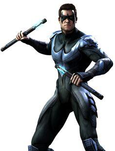 Nightwing - Injustice