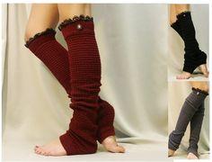 cute boot socks.