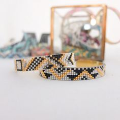 Les {in}séparables - bracelets - Vintage Magic