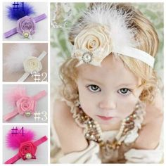 Kids-Baby-Girls-Headband-Head-Band-Hair-Accessories-Flower-for-Party-Photo