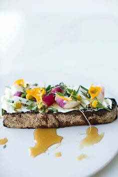 ILA Recipe   Wildflower Honey Toast — ILĀ