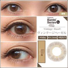 Colored Eye Contacts, Circle Lenses, Makeup Cosmetics, Eye Makeup, Hair Beauty, Make Up, Korea, Eyes, Living Room