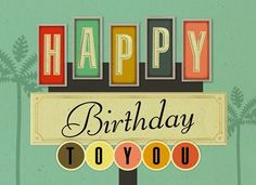 Happy Birthday Signs, Happy B Day, Birthdays, Happiness, Classic, Facebook, Products, Pictures, Humor