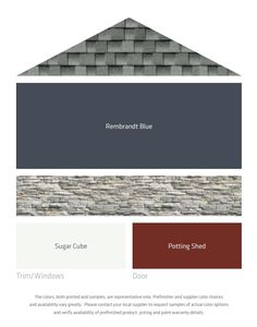 """Color Set 11.  Live near Glen Ellyn, IL and interested in siding your home? Call Ultimate Home Solutions for a free in-home estimate for LP SmartSide Siding! 630-469-5400. Recipient of the Better Business Bureau """"Complaint Free Award""""."""