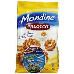 #buy #online #worldwide #shipping #italy #madeinitaly #cookies #italian #balocco #rice #milk Per la tua colazione una vasta scelta di biscotti consegnati direttamente a casa tua
