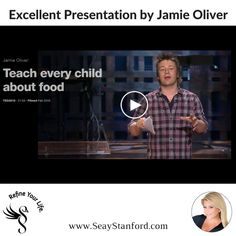 Food, Obesity and Education - Jamie Oliver's TED