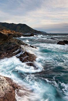 Garrapata - Big Sur Coast.  http://www.flickr.com/photos/matthofman/ - ---- breathtaking!