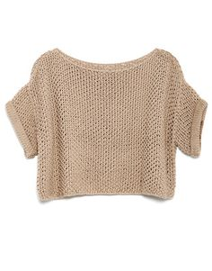Tops and t shirts | Knit Kits | Knitwear | WOOL AND THE GANG