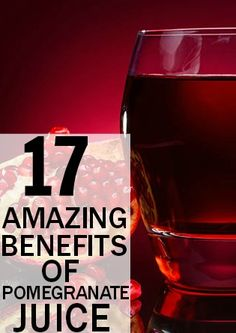 Drinking pomegranate juice benefits our health and skin in a myriad of ways. It is one of the few fruits whose juice is as beneficial as the fruit itself.