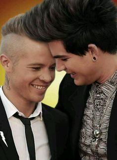 Sauli and Adam!!!!