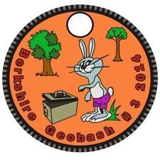 Pathtag #29860 - Berkshire Geobash #3 (2014) Cacheing Bunny