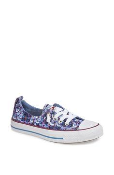 4ae74105f35 Converse Chuck Taylor®  Shoreline  Flower Print Sneaker (Women)
