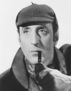 Basil Rathbone- Sherlock Holmes
