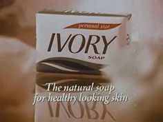 Commercial Advertisement, Retro Advertising, Procter And Gamble, Ivory Soap, Old Commercials, Vintage Scrapbook, Vintage Tv, Old Ads, Classic Tv