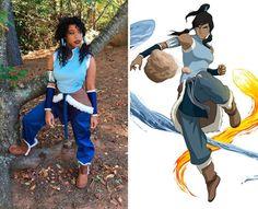 Kiera Please, la chica que hace increíbles cosplays en Instagram