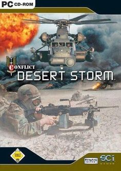 Would love to see a remaster of the Desert Storm Series. (A childhood favourite of mine)