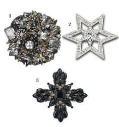 AW12 Jewellery Trends: Crystal Paris