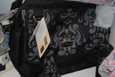 Check out the matching Diaper Bag