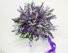 thistle and heather bouquets - Yahoo Image Search Results