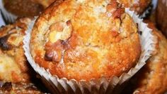 Briose cu bacon si cascaval - MyBisque Sweet Memories, Bacon, Recipies, Muffin, Food And Drink, Cupcakes, Sweets, Breakfast, Recipes