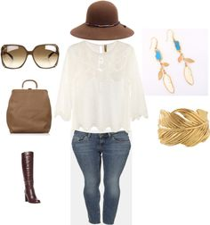 """Jeans are a girls best friend!"" by lisamarie10972 on Polyvore"