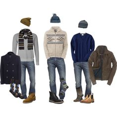 Men's Fall Outfits - Polyvore