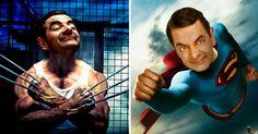 O Mr. Bean é um dos rostos mais engraçados e populares da história da televisão. Aquele sorriso sem os dentes de quem sempre está aprontando algo, faz com