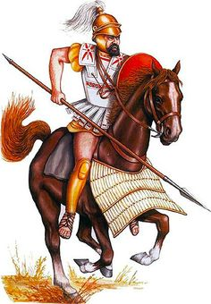 Punic Heavy Cavalry