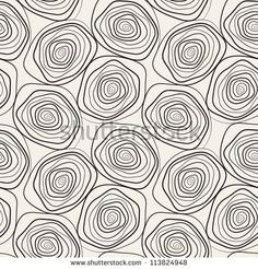 vector seamless pattern. modern stylish texture. endless abstract background