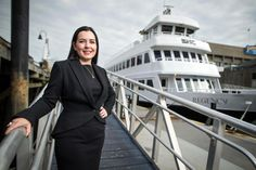 Alison Nolan Alison Nolan, is principal and general manager of Boston Harbor Cruises. Check out her interview with the Boston Globe!  #Boston #News #BostonGlobe #BostonHarborCruises