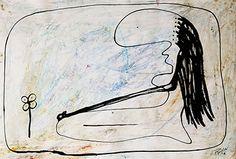 Serie contemplaciones 51x47 cm