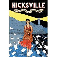 Hicksville - Dylan Horrocks