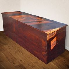 Jericho Canyon Blanket Chest