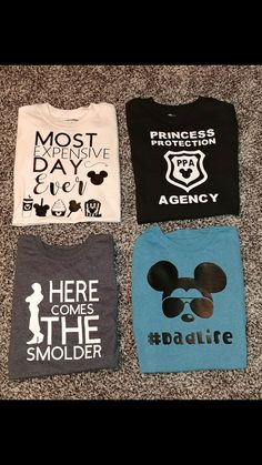 For daddy next time we go to Disney