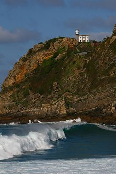 ✮ Basque Country Coast, Barcelona, Spain - Being Basque, I hope to visit someday