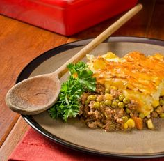 Try something different with our Vegetable Shepherd's Pie. With the substitute of vegetables for red meat and cauliflower puree for mashed potatoes, it becomes a delicious low carb and calories dish.